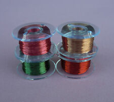 RRP-A-105 enamelled  Wire , 0.15mm , Assorted , Pk 4  4 colours wire pencil wire