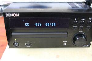 DENON RCD-M39DAB CD RECEIVER.