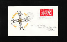 Great Britain Elizabeth Ii Boy Scout Jamboree Sutton Coldfield 1957 Cover $