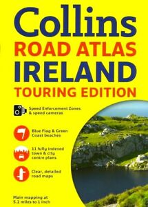 Ireland Road Atlas Collins