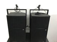 2 Stück LD Systems DDQ 15 - 15