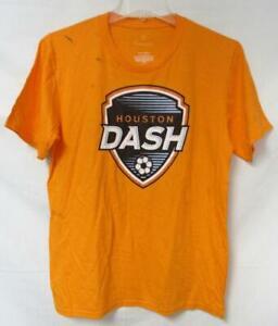 Houston Dash Youth Size Large Short Sleeve T-Shirt A1 2933
