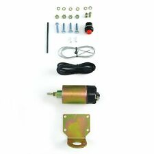 1-Door 100lb solenoid shaved door kit popper Kit hot rod rat rod complete