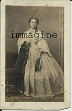 Original Print 1860s Collectable Antique CDVs & Cabinets (Pre - 1940)