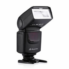 LED TTL Flash Speedlite Light for Canon EOS Nikon DSLR Camera D3100 D3200 D5200