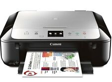 Canon PIXMA MG6821 Wireless Inkjet Photo All-in-One Printer - Black / Silver NEW