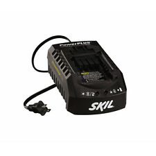 Black Energy Star Rated 18-Volt Power Tool Battery Charger SKIL Model Compatible