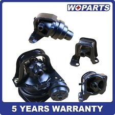 Engine Motor Transmission Mount Set Fit for Honda Accord 2.2L 94-97 with Auto