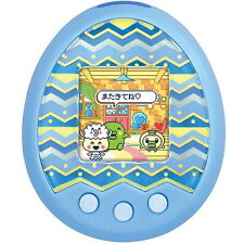 Tamagotchi m!x MIX Spacy m!x ver. BANDAI Blue Color from Japan Free Shipping New