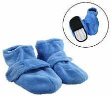 Microwavable Moist Heat therapy Socks,feet pain Relief, Feet Heating Pads Foot W