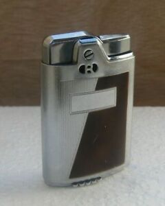 Ronson worlds greatest lighter in Bakelite case made in USA Vintage 1940s