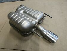 Auspufftopf mit Rohr hinten Endtopf Vectra C CC Diesel ORIGINAL OPEL  5852315