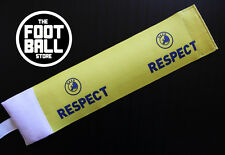 FASCIA CAPITANO CAPTAIN ARMBAND UEFA RESPECT OLD, JUVENTUS REAL BARCELLONA SHIRT