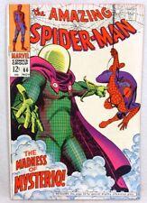 the Amazing SPIDER-MAN # 66 NOV 1968 VF+ Condition Spider Man Marvel Comics