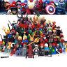 Super Heroes DC Building Blocks Batman Movie DIY Lego Figure Toys Children Gift