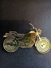 4 x Gold/Silver motorbike card toppers, paper craft, die cut, men/lady birhday