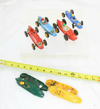 1/32 Slot Cars - Scalectric - Lotus lot of 6