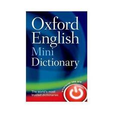Oxford English Mini Dictionary by Oxford Dictionaries (Paperback, 2013)