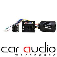 Citroen C3 2006 On SONY Car Stereo Radio Steering Wheel Interface Stalk