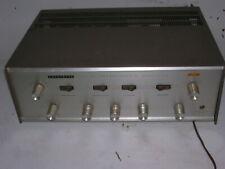 Lafayette  LA350  Tube Stereo Amplifier (Restoration project)