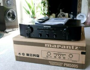 MARANTZ PM5005 Integrated Stereo Amplifier  BOXED in Fantastic Condition!