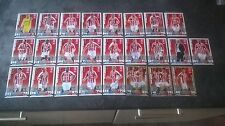 Match Attax 14/15 + Extra Stoke City Cards Team Base Set x25 Topps 2014 2015