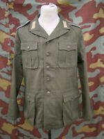 Uniforme tropicale tedesca giacca Africa, German WW2 tropical jacket insignia
