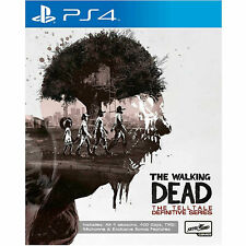 The Walking Dead Telltale Definitive Series PS4 (inc All 4 Seasons & DLC) NEW UK