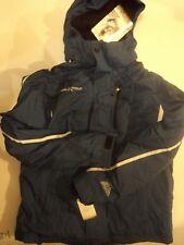 Men's ZeroXposur 3-in-1 Systems Jacket Size M Color Royal Blue White Black Gray