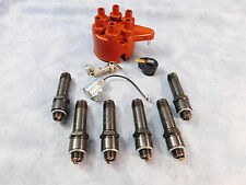 M37 DODGE POWER WAGON M43 NEW 6 CYLINDER COMPLETE TUNE UP KIT w/ SPARK PLUGS