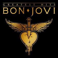 "Bon Jovi - Greatest Hits - NEW CD (sealed)  ""Livin' On A Prayer"""