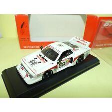 Lancia Beta Monte Carlo N°68 le Mans 1981 Best 9217 1 43 14ème