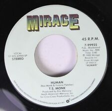 Soul 45 T.S. Monk - Human / Stand On Mirage