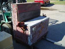 Antique Vintage Electical Job Box