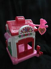 NEW VALENTINES DAY BAKERY SHOP STORE ONLY Valentine Fisher Price Little People
