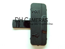 NIKON D3000 DIGITAL SLR CAMERA USB VIDEO OUT INTERFACE IF COVER REPAIR 1K684-116