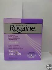 Rogaine Hair Regrowth Treatment For Women - 2 oz X 3 Pk
