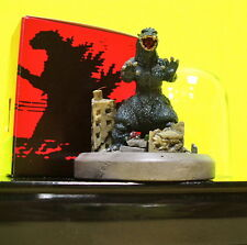 GODZILLA MINI FIGURE DIORAMA  WITH DOME 2000 DESTROY MONSTERS M1 GO