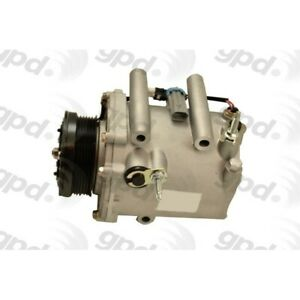 6511419 GPD A/C AC Compressor New for Chevy Olds With clutch Chevrolet Venture