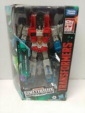 Hasbro Transformers War for Cybertron: Earthrise Deluxe - Starscream wfc-e9