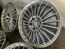AMG Performance Felgen 8,5 + 9,5 x 18 Mercedes W211 W210 W219 R129 R230 SL CLS e
