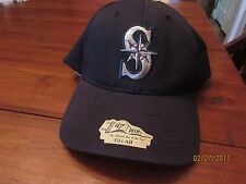 New RARE Seattle Mariners Baseball Cap 100th Anniversary Farmers Life Insurance