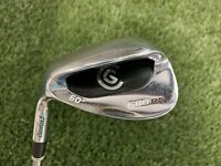 Cleveland 588 RS Recoveryy Sole 60* Lob Wedge True Temper Wedge Steel Mens LH