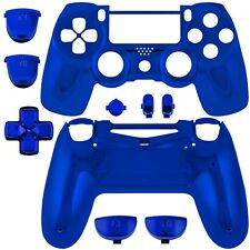 NEW Sony Playtstation 4 PS4 Dualshock Controller Chrome Blue Shell + tools AU