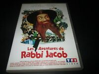 """DVD """"LES AVENTURES DE RABBI JACOB"""" Louis DE FUNES"""