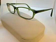 Warby Parker Nedwin Rx Eyeglasses Frames 602 51[]15-140 Ivy Green & Case