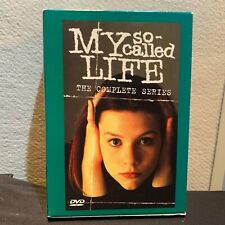 My So-Called Life - The Complete Series (Dvd, 2002, 5-Disc Set) - Used