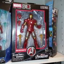 "Marvel Legends MCU AVENGERS FIRST TEN YEARS ""IRONMAN"" BRAND NEW SEALED"