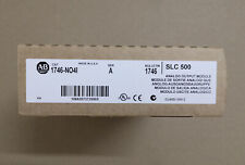 NEW SEALED A-B 1746-NO4I SER A SLC 500 ANALOG INPUT MODULE 1746NO4I