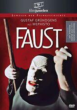 FAUST (1960) - Gustaf Gründgens + Bonus: ZDF-Interview mit GG - Filmjuwelen DVD